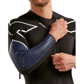 2XU Sr:Pro-Swim Run Sr1 Wetsuit Men black/blue surf